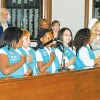 Children attend, and interact, at Perth Amboy Council Meeting