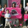 """Perth Amboy """"Paints the Town Pink"""" For Women's Health"""