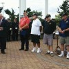 9-11-01 15th Anniversary Ceremony