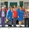 Daughters of War of 1812 Tour Kearny Cottage