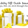 Attention Advertisers: Amboy Guardian Holiday Gift Guide Issues