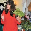 Herb Specialist Gertrude Coleman Speaks at Kearny Cottage