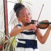 Student Plays Violin at Carnegie Hall