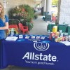 Allstate Hosts Food Drive for Middlesex County Families