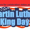 Dr. Martin Luther King, Jr. Day Services