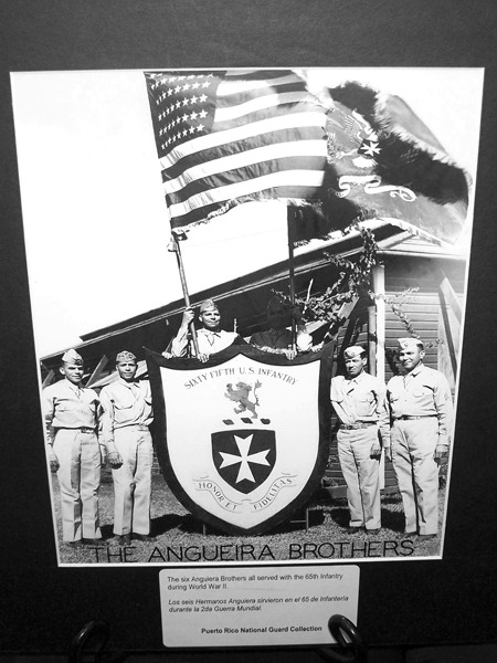 The Six Angueira Brothers Who Served With 65th Infantry During WWII