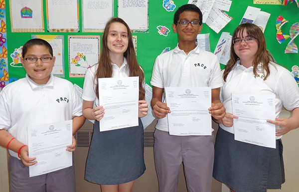 environmental essay contest winners the amboy guardian share