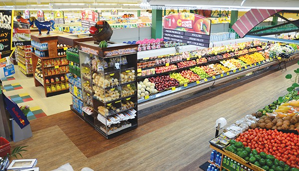 C-Town Supermarket offers a wide variety of fresh produce
