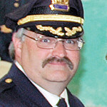 Acting Chief Larry Cattano