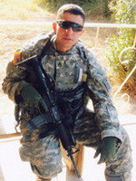 SOUTH AMBOY - Sgt 1c Sebban 29, assigned to the 5th Squadron, 73rd Cavalry Regiment, 3rd Brigade Combat Team, 82nd Airborne Division, Fort Bragg, N.C.; died March 17, 2007 in Baqubah, Iraq, serving in Operation Iraqi Freedom of wounds suffered when an improvised explosive device detonated near his unit. He ignored his own wounds while treating his fellow  soldiers wounds.