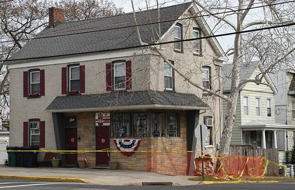 The Historic Hy Tavern on High Street. *Photos by Katherine Massopust