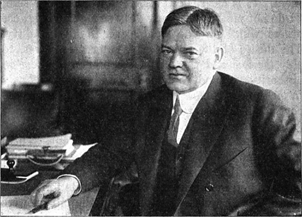 Former President Herbert Hoover said in 1941 that the U.S. should stay out of the European conflict. Photo: clipart.com