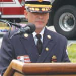 PAFD Fire Chief Abraham Pitre