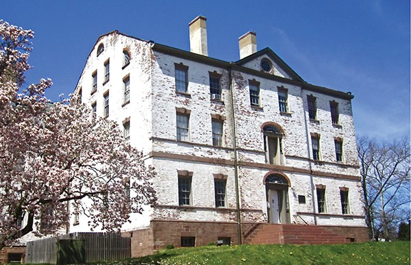 The Historic Proprietary House, 149 Kearny Ave., Perth Amboy *Photo Submitted by Mary Ellen Pavlovsky