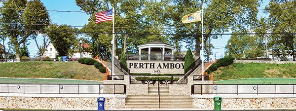 PERTH AMBOY - Bayview Park Renovated *Photo Submitted