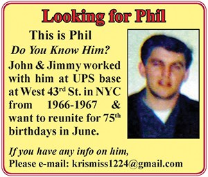 Do You Know Phil?