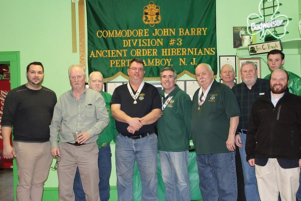 NJ AOH State Board Meeting | The Amboy Guardian