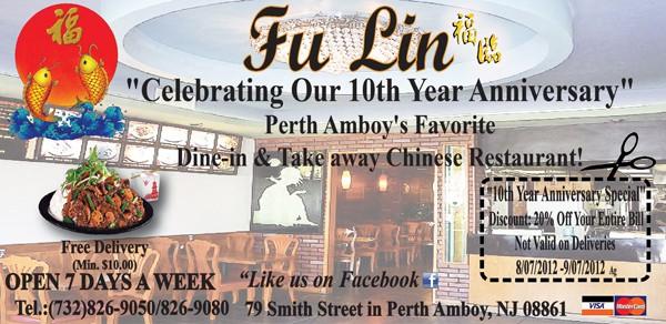 Chinese Restaurant Perth Amboy Nj